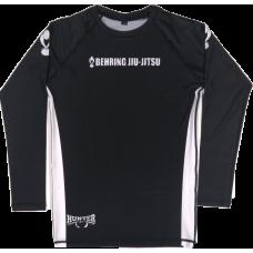 BEHRING JIU-JITSU Long Sleeve Rash Guard