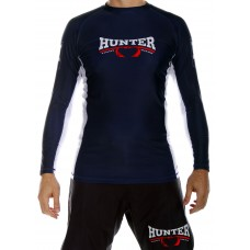 Competition L/S Rash Guard - Blue