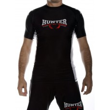 Competition S/S Rash Guard - Black