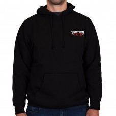 BJJ LifeStyle Hoodie Pullover - Black