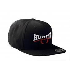 Hunter Classic Snapback Hat - Black