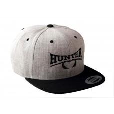 Hunter Classic Snapback Hat - Gray
