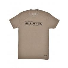 It's Not Just Jiu-Jitsu Tee - Storm Gray
